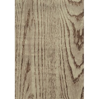 Jena Stone/Brown Area Rug Rug Size: Rectangle 67 x 96