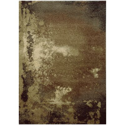 Mckenna Tan/Gray Area Rug Rug Size: Rectangle 710 x 1010