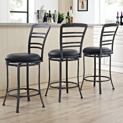 Femke 40.5 Swivel Counter Bar Stool