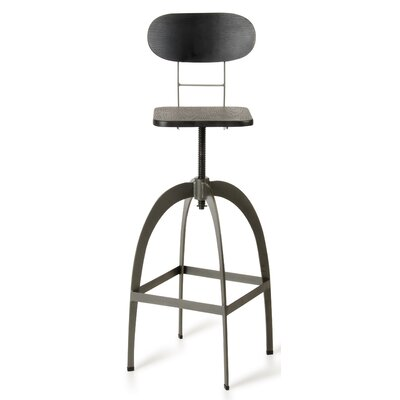 Sheree Swivel Metal Bar Stool