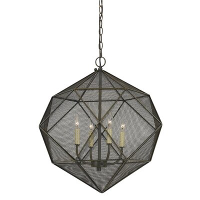 Unicoi 4-Light Candle-Style Chandelier