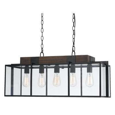 Celestina 5-Light Kitchen Island Pendant