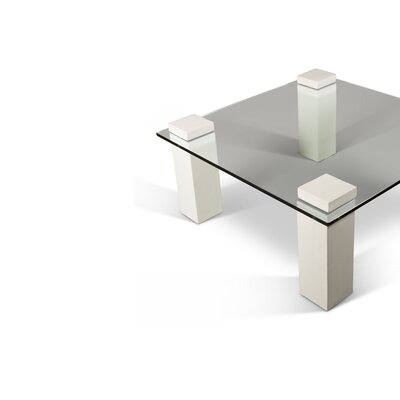 Laurinda Glass Coffee Table
