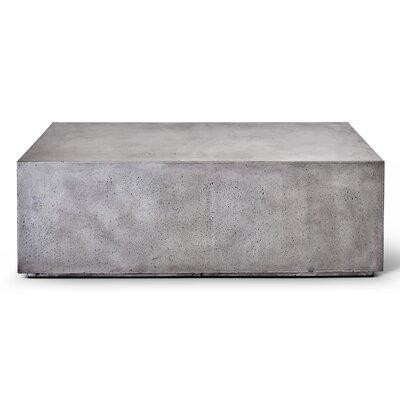 Laurinda Bloc Coffee Table Color: Dark Gray