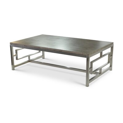 Laurinda Metal Legs Coffee Table