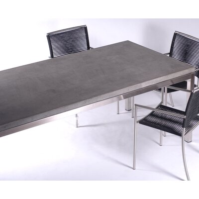 Amhold 5 Piece Metal Dining Set