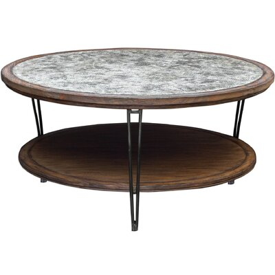 Valerie Rustic Coffee Table