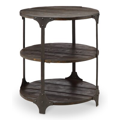 Elizabeth Round End Table