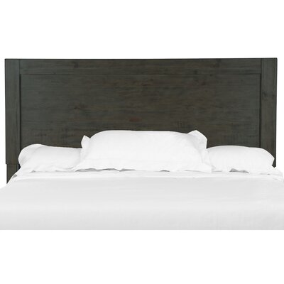 Fairman Panel Headboard Size: King