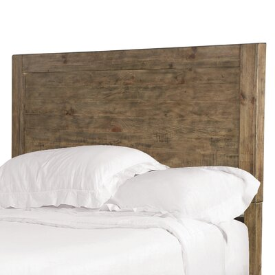 Kersey Panel Headboard Size: King