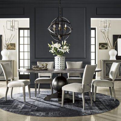 Norton Metal 7 Piece Dining Set
