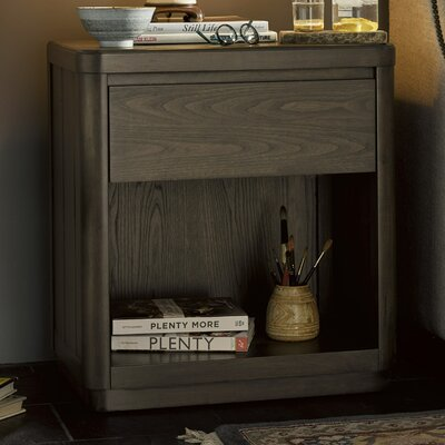 Julesburg 1 Drawer Nightstand
