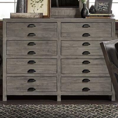 Somona 8 Drawer Standard Dresser