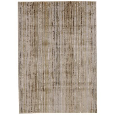 Jasmine Beige Area Rug Rug Size: Rectangle 2'2