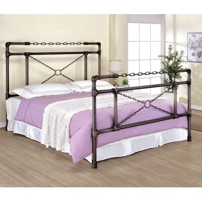 Dianella Platform Bed Size: California King