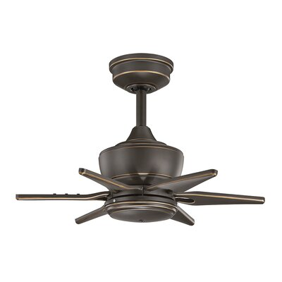 Astoria Patio Motor Ceiling Fan Finish: Olde Bronze