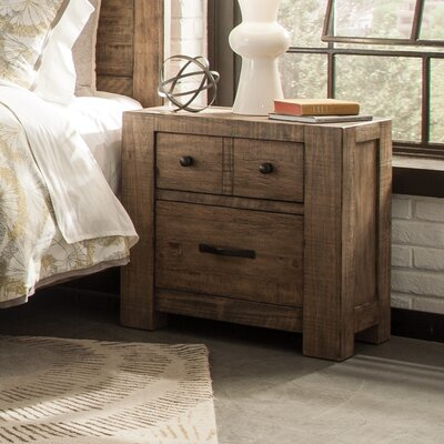 Kersey 2 Drawer Nightstand