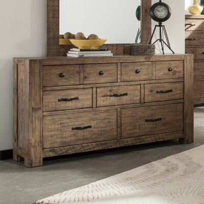 Kersey 7 Drawer Dresser
