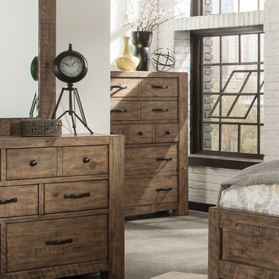 Tomas 5 Drawer Chest