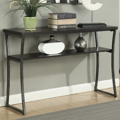 Lyon Console Table Finish: Espresso