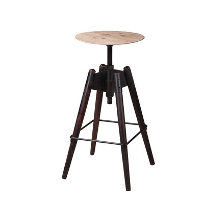 Gilman Adjustable Height Bar Stool