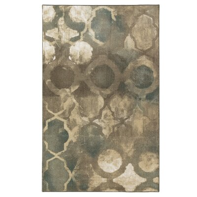 Clinton Gray Area Rug Rug Size: Rectangle 76 x 10