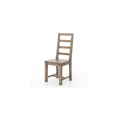 Julian Side Chair (Set of 2) Finish: Sundried Ash