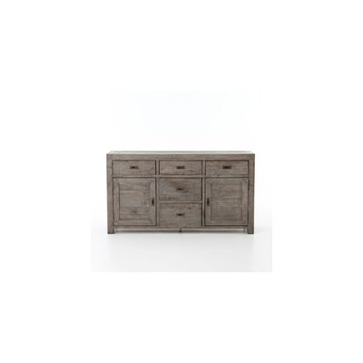 Julian Sideboard Finish: Black Olive