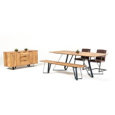 Shoshoni Pisa and Lipan 5 Piece Dining Set