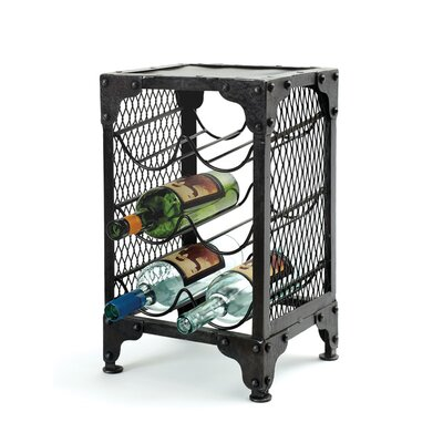Wade 6 Bottle Tabletop Wine Rack