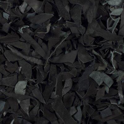 Norma Black Area Rug I Rug Size: 23 x 4
