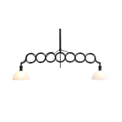 Queenan 2-Light Mini Chandelier