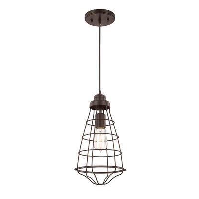 Mitchel 1-Light Mini Pendant
