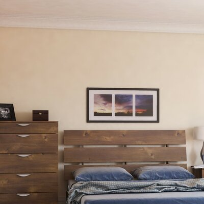 Seeley Queen Slat Headboard