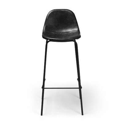 Cheap Lafayette 30 5 Bar Stool Upholstery Charcoal for sale
