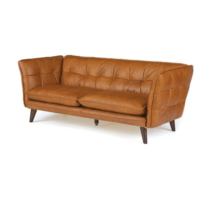 Ridgeway Leather Sofa