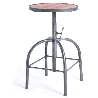 Hopkins Classroom Adjustable Height Bar Stool