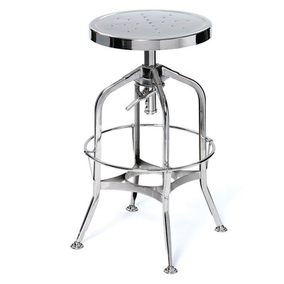 Parsons Adjustable Height Bar Stool