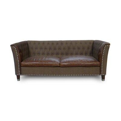 Rutledge Leather Sofa