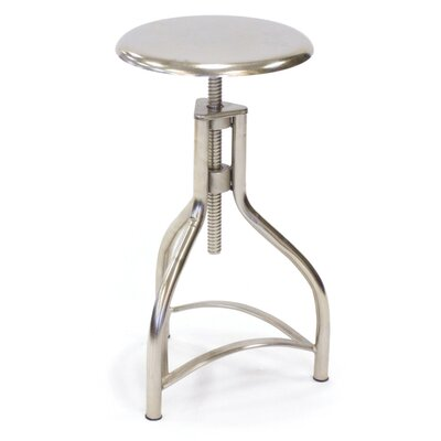 Pondella Adjustable Height Bar Stool