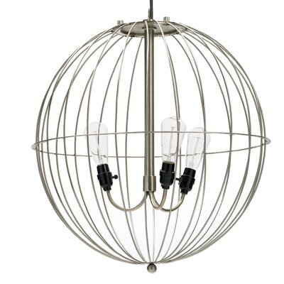 Fulton 3-Light Pendant