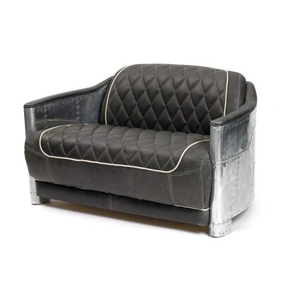 Torbett Leather Sofa