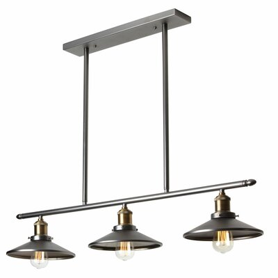 Ellison 3-Light Kitchen Island Pendant