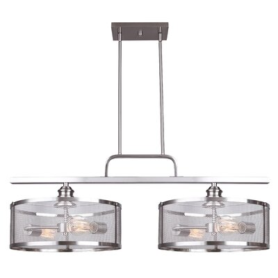Suismon 4-Light Kitchen Island Pendant