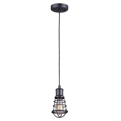 Lovitt 1-Light Mini Pendant