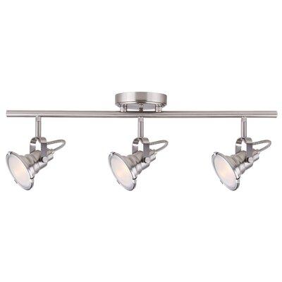 Shields 3-Light Full Track Lighting Kit