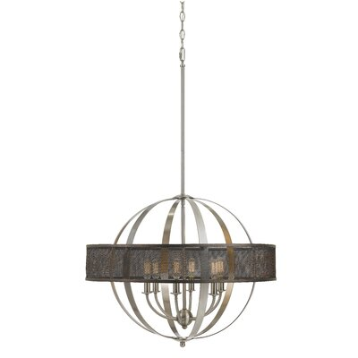 Burnett 6-Light Drum Chandelier