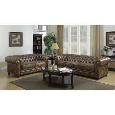 Caine Configurable Living Room Set