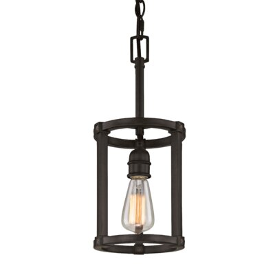 Jeromy 1-Light Foyer Pendant