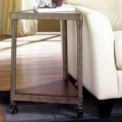 Melinda Wood End Table